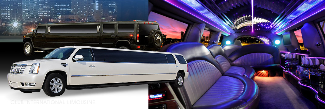 NY Limousine & Party Bus Service