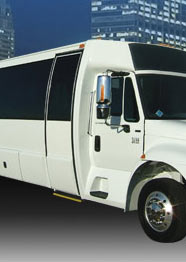 Limo Party Bus Transportation